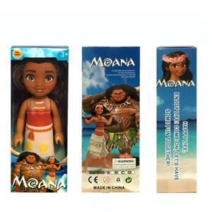 16cm-Moana-Singing-Adventure-Doll-HeiHei-Pua-Action-Figure-Movie-Song-Toy-Set