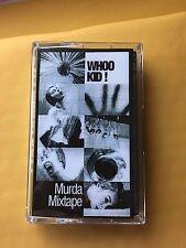 DJ Whoo Kid Tape Kingz Murda Mixtape Hip Hop NYC Mixtape Late 90s Early 2000s