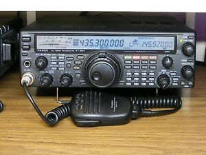 Details about YAESU FT-847 FT847 HF VHF UHF TRANSCEIVER RADIO TECHNICAL  SERVICE REPAIR MANUAL