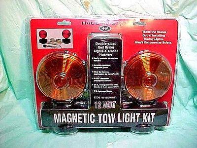 Haul Master 12 Volt Magnetic Tow Light Kit