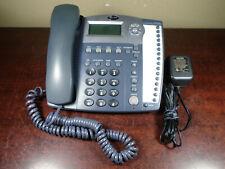 Atampt 945 Network Small Business System Telephone 4 Line Att Four Line