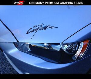 the-spirit-of-Competition-RALLIART-EVO-RALLY-Lancer-evolution-JDM-Car-Sticker