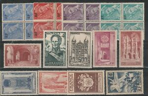 FRANCOBOLLI-1944-45-FRANCIA-MNH-E-1781