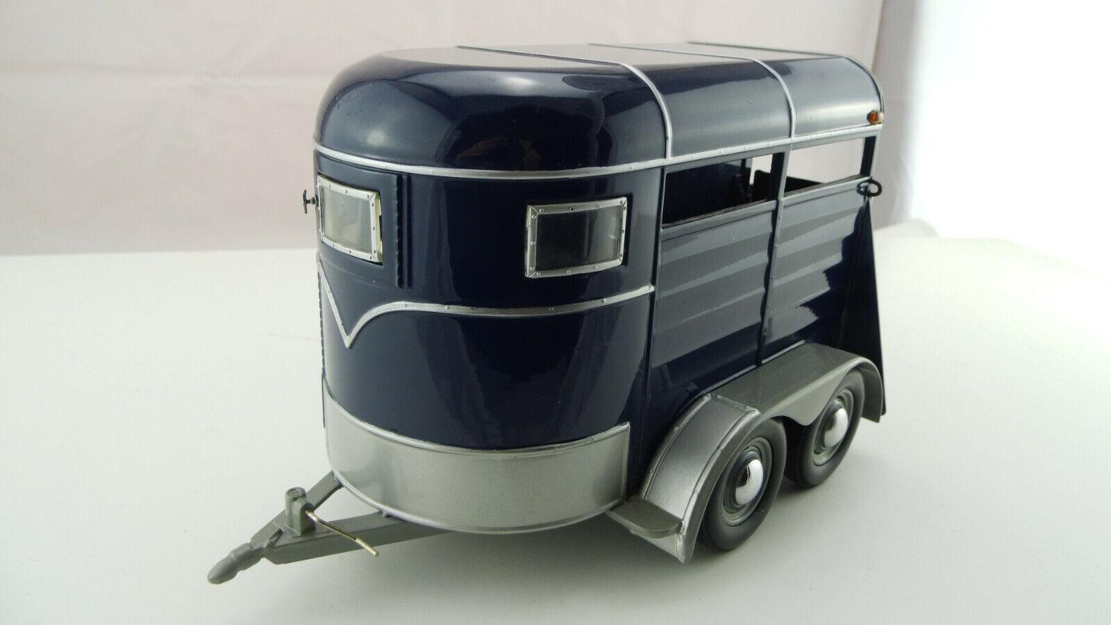 Moteur City Horse Caravane Classics 1 18 a843