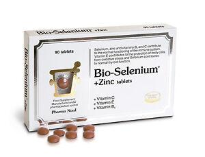 Pharma-Nord-bio-selenium-CINC-PASTILLAS-Vitamina-C-E-y-B6-90-PASTILLAS