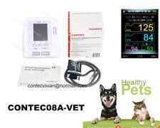 CONTEC08A Digital Veterinary Blood Pressure monitor,Vet BP 6-11cm cuff,Colo