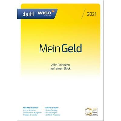 WISO Mein Geld 2021 Vollversion, 1 Lizenz Windows Finanz ...