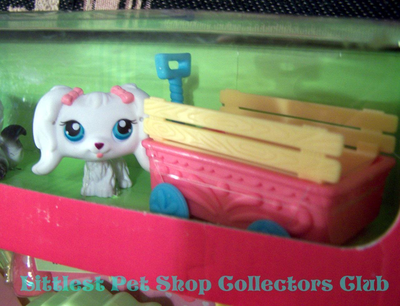 Littlest Pet Pet Pet Shop Kohls Get Better Center lot  's 111 112 16 20 60 65 Super Rare 1552f1
