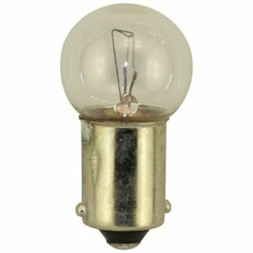 REPLACEMENT BULBS FOR LUCAS 989 6W 12V 10