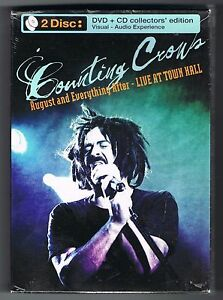COUNTING-CROWS-AUGUST-AND-EVERYTHING-AFTER-LIVE-DVD-CD-NEUF-NEW-NEU
