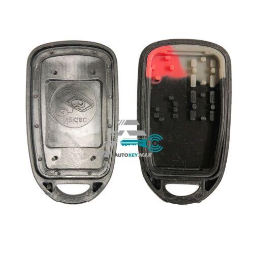 NEW 2003-2005 Keyless Remote FOB Shell Case With Button Pad KPU41805 KPU41701