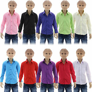 c0afca5d568659 Das Bild wird geladen GILLSONZ-A1-Kinder-Party-Hemd-freizeit-Hemd -buegelleicht-