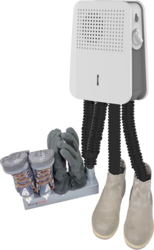 Dryfix plus 2.0 Schuhtrockner / Handschuhtrockner mit Geruchsbeseitigung