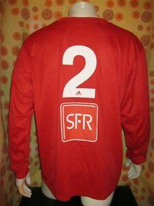 Ancien-MAILLOT-ADIDAS-COUPE-DE-FRANCE-FOOTBALL-2002-2003-PORTE-2-ROUGE-FFF-TXL