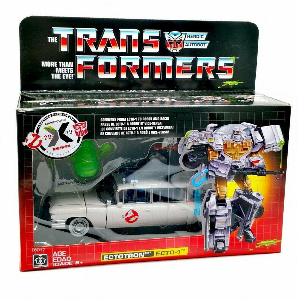 Transformers GHOSTautobusTERS ectotron ECTO  1 in magazzino NUOVO IN SCATOLA SIGILLATA NUOVO SIGILLATO