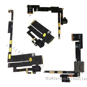 iPad-2-2nd-A1395-A1396-A1397-Audio-Jack-Earphone-Headphone-Flex-Cable-Ribbon