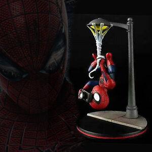Neuf-Marvel-Avengers-Daily-Bugle-QMX-Q-Fig-Spiderman-Spider-Man-Figure-8cm-NoBox