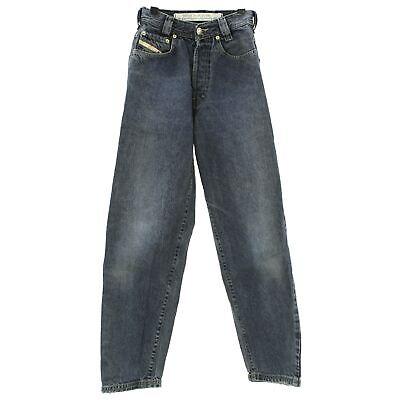 Acquista A Buon Mercato #4250 Diesel Jeans Uomo Pantaloni Old Saddle Denim Blue Used Blu 26/28-mostra Il Titolo Originale