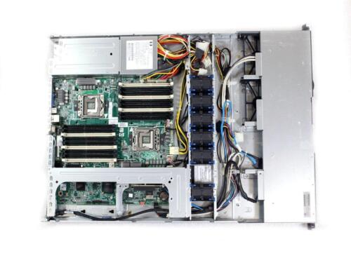 Genuine HP ProLiant DL160 G6 Chassis Server Barebone 491532-B21 With Out PSU