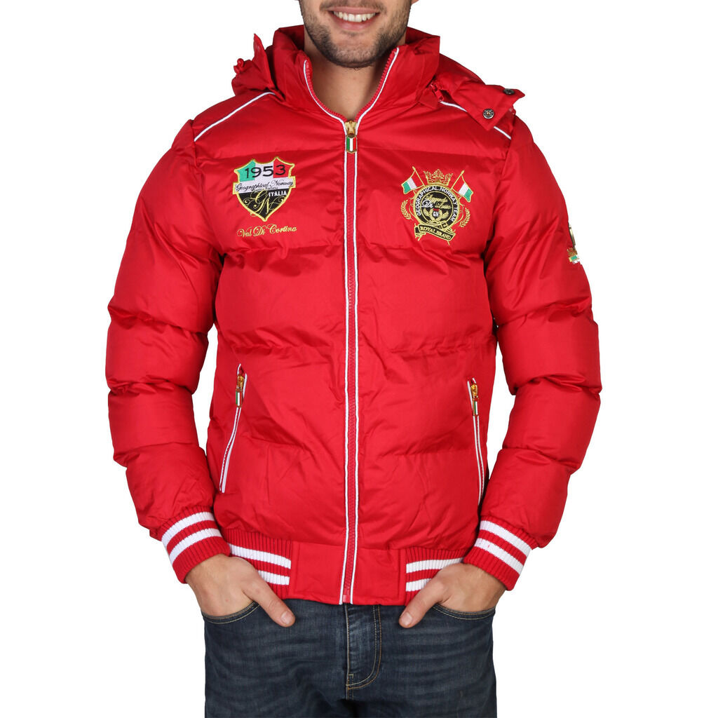Geographical Norway taille Burger veste d hiver parka veste, royal, taille  Norway s, rouge 63a138 f0777f717417