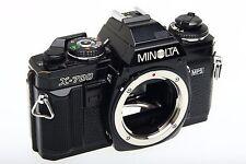 Minolta X-700 35mm SLR Film Camera Body Only