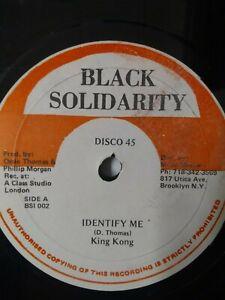 King-Kong-Identify-Me-12-034-Vinyl-Single-REGGAE-DANCEHALL