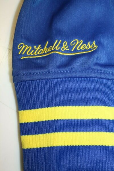 Mitchell und Ness Golden State Warriors WMN Track Jacket neu Damen
