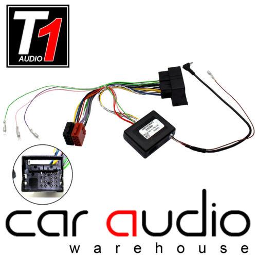 Volkswagen Scirocco de 2008 en coche alpine stereo Volante Interface Adaptador