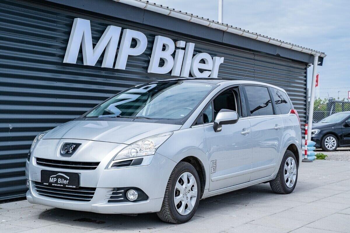 Peugeot 5008 2,0 HDi 150 Premium Van