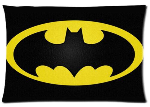 Hot New BATMAN Pillowcase Pillow Case Cover Home bedding pillow 20x30inch
