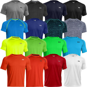 Under armour tech short sleeve t shirt tee ua men 39 s all for Under armour men s tech short sleeve t shirt