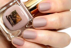 Estee Lauder Pure Color Nail Lacquer-Négligée Matte **Full Size(.3oz ...