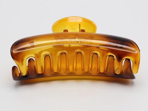 Grand Plastique Pince à cheveux Grip Pliant Clips Clamps 88 mm Lady Femme Cheveux Accessoire