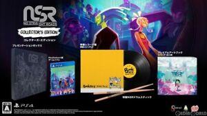 No Straight Roads Collector's Edition PS4 Special Record Board Premium Art Book