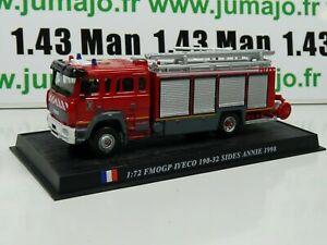 PDP25N-1-72-DEL-PRADO-Pompiers-du-Monde-FMOGP-IVECO-Annie-1998
