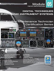 Details about EASA Part-66 Module M5 – B1 1 Study book - Digital Techniques  Electronic Instrum