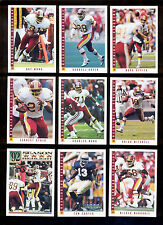 1993 Score Washington Redskins Set MARK RYPIEN ART MONK DARRELL GREEN MITCHELL