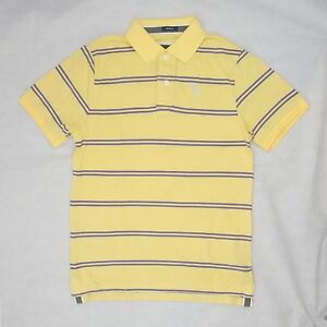 44e8cb8e Image is loading Abercrombie-amp-Fitch-Muscle-Mens-Classic-Sueded-Polo-