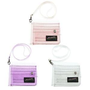 Women Short Small Money Purse Ladies Leather Folding Card Holder Wallet M4Q3
