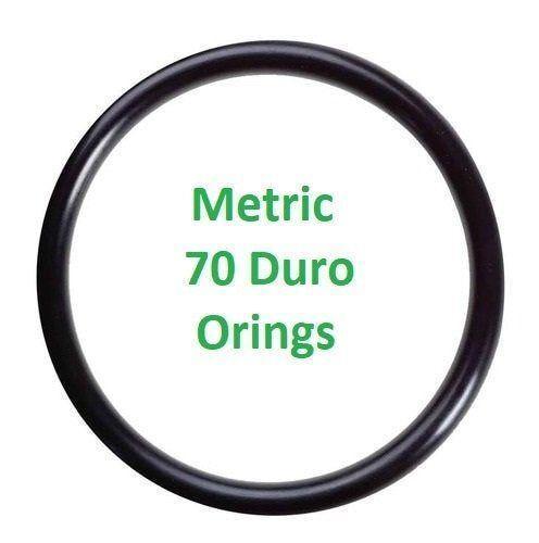 Metric Buna  O-rings 67 x 5mm Price for 2 pcs