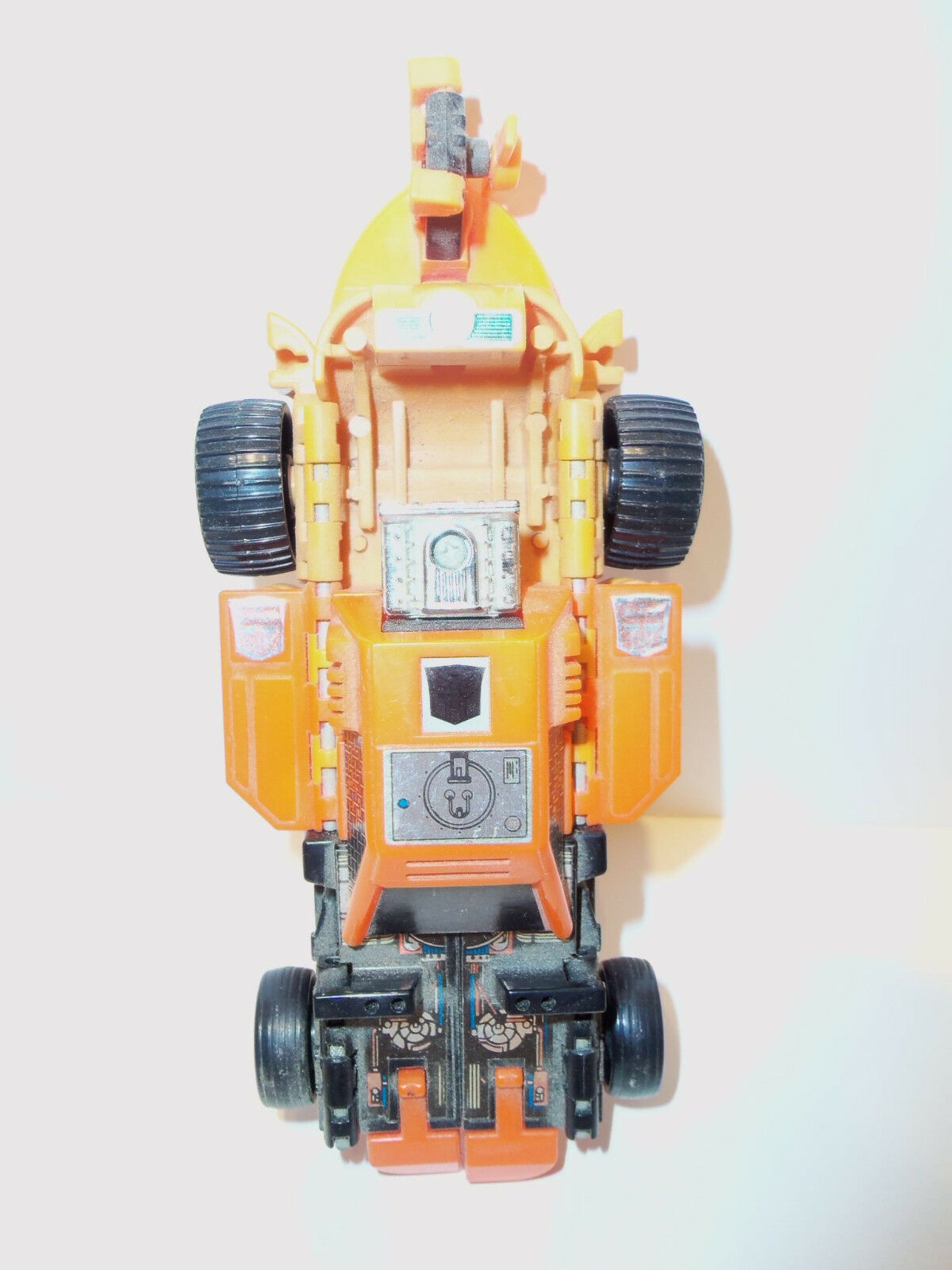 Vintage 1986 Hasbro G1 Transformers Standstorm Triplechanger 99% Complete Loose Loose Loose a7208b