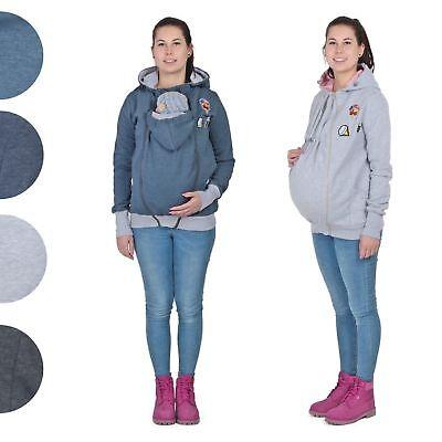 Tragejacke Für Mama & Baby Tragepullover Für Tragetuch Umstandsjacke Maternity Clothing, Shoes & Accessories