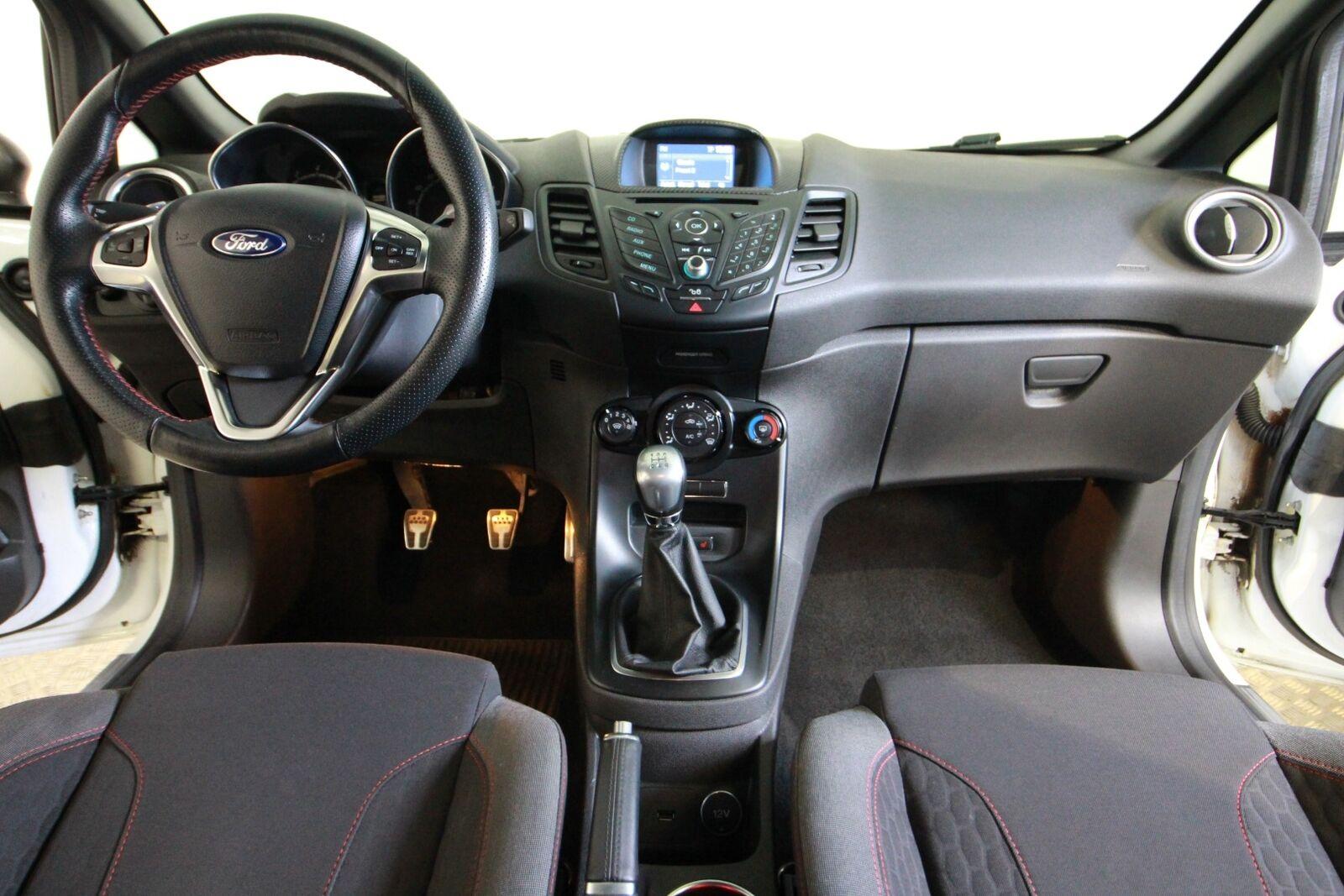 Ford Fiesta EcoBoost ST-Line