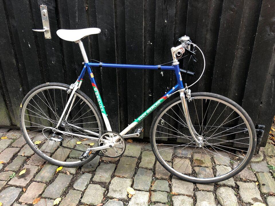 Herrecykel, andet mærke Eddy Merckx, 59 cm stel