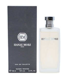 Hanae-Mori-HM-by-Hanae-Mori-3-4-oz-EDT-Cologne-for-Men-New-In-Box