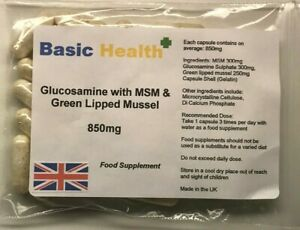 Glucosamine-with-MSM-and-Green-Lipped-Mussel-120-Capsules-All-in-1-850mg-Joints