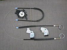 REGULATOR REPAIR SET VOLKSWAGEN POLO 1994-1999 FRONT RIGHT OSF ELECTRIC WINDOW