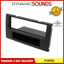 CT24RO01 Car CD Radio Fascia Facia Plate Adapter Black For Rover 75 1999-05