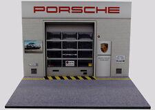 Diorama German Car Dealer - 1/18ème - #18-2-E-E-006