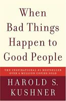 When Bad Things Happen To Good People By Harold S. Kushner, (paperback), Anchor on Sale